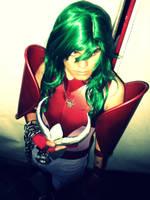 andromeda cosplay by 0Aqua-Mermaid0