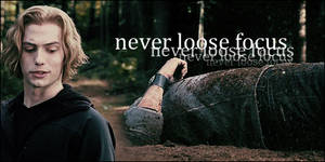 Never Loose Focus - Eclipse by Bellezza-di-Acqua