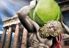 Atlas' Burden by BenGabbay