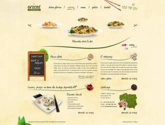 Restauracja ORIENT - FOR SALE by RadziuPL