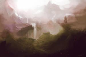 Valley by Bawarner