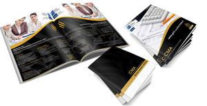 CMA brochure by ikale