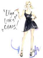 Lilya Loves CHAOS by jenniferlilya