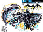 Batman 0 Variant Rodrigues Art by joselrodriguesart