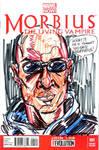 Morbius... I mean Morpheus by joselrodriguesart