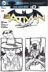 My Work Next to Neal Adams Signature by joselrodriguesart