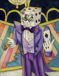 ~Mr King Dice.~ by clonetrooper66