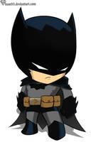 Batman chibi by shamserg