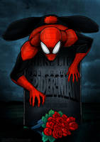 Spider-man by shamserg