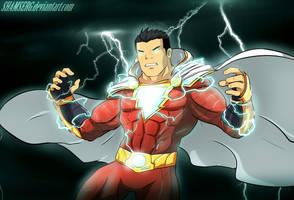 Shazam!!! by shamserg