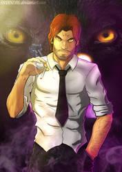 Big Bad Wolf by shamserg