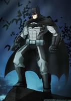 The Batman by shamserg