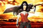 Wonder Woman by shamserg
