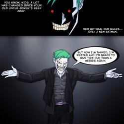 Return of the Joker by shamserg