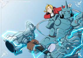 Fullmetal Overwatch by shamserg