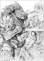 The GARDENER by ChuckWalton