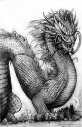 Ghost Dragon by ChuckWalton
