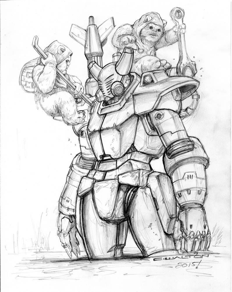 Palladium Rifts Glitter Girl Power Armor Wwwmiifotoscom