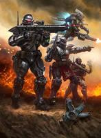 RIFTS CS Squad DeadBoy Squad Preview by ChuckWalton