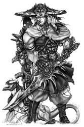 The Demon Queller by ChuckWalton
