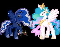Princess Pony Pokemon Battle by horsefan999