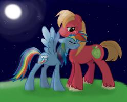Moonlight by horsefan999