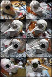 AC Doc Malfatto mask progress by Si3art