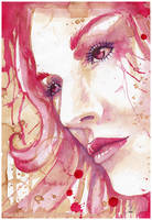 Scarlet by Si3art