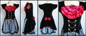 Graduation Dress by Si3art