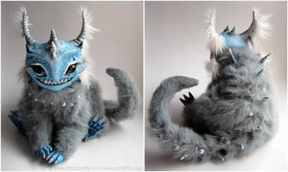 Creeper Critter Drake by Si3art