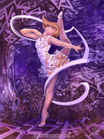 Dance Under the Moon by Si3art