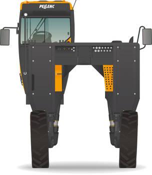 Pellenc Tractor 3 by BolFAB