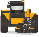 Pellenc Buggy Maxi5000 - Front by BolFAB