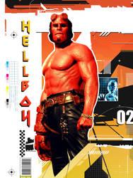 Hellboy by BolFAB