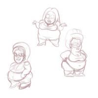 Midget Moms by Sooperstuff