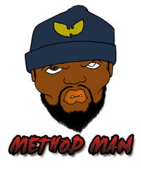 Method Man of the Shaolin by Wrath-of-Vader