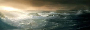~ Sea study ~ by ChristianGerth