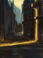 Alley by noahbradley