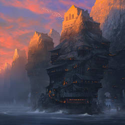 As Darkness Rises by noahbradley