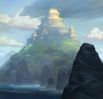 Yasuki Palaces by noahbradley