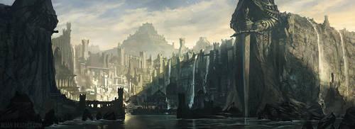 The City of Shakar by noahbradley