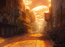 Tin Street Market by noahbradley