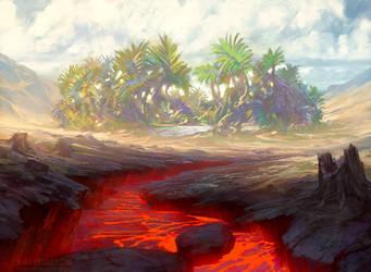 Evolving Wilds by noahbradley