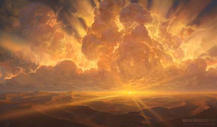 Dawn by noahbradley