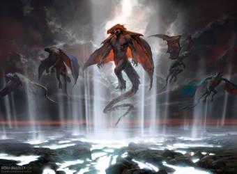 Primevals' Glorious Rebirth by noahbradley