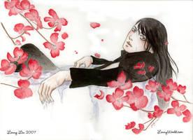 Magnolias by LannySu