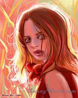 Rosy by LannySu