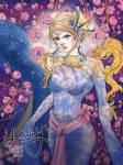 Priestess of Seiryuu by LannySu