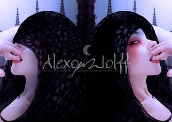 Secte noire doble by alexowolff