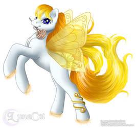 Candy Corn pony by FlyingPony